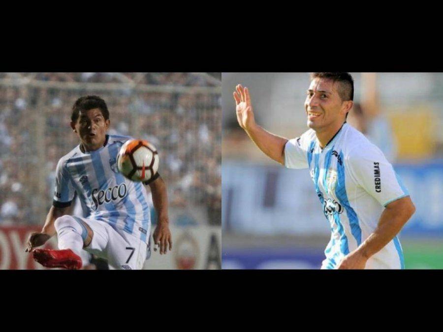 Se van, no sin las lágrimas de los hinchas de Atlético: el Pulga a Colón, el Bebe Acosta a Lanús