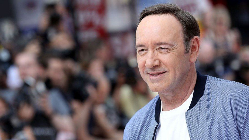 Imputaron al actor norteamericano Kevin Spacey por abuso sexual