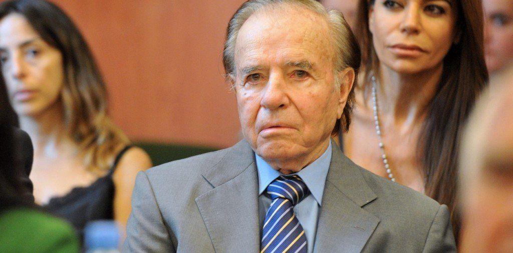 La Cámara de Casación rechazó un pedido de intervención de la Corte en una causa contra Menem