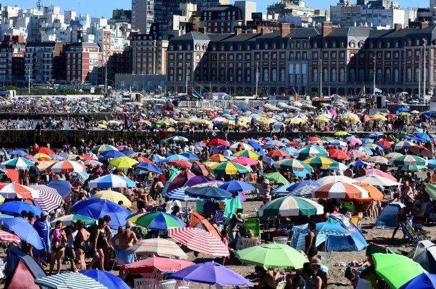 Mar del Plata: La primera semana de enero cerró con buena afluencia de turistas