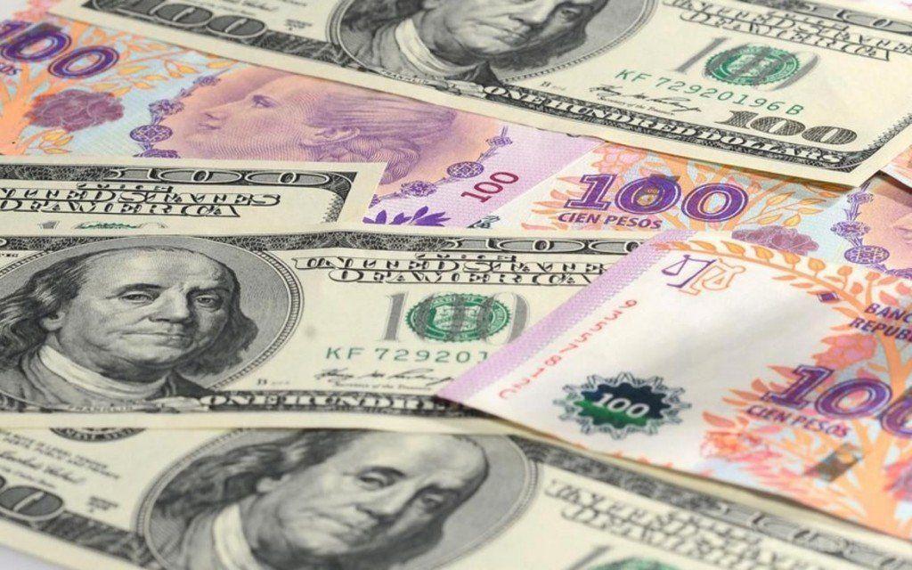 Mientras las tasas bajaron por tercera vez, el dolar subió por primera vez en el año