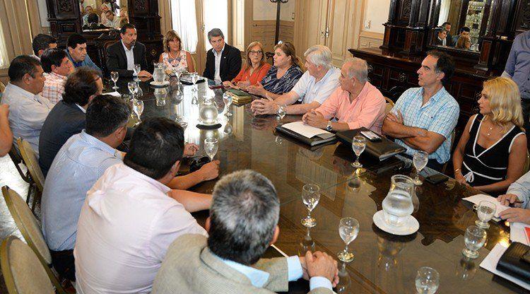 El Comité de emergencia se reunió para tratar la situación del este provincial