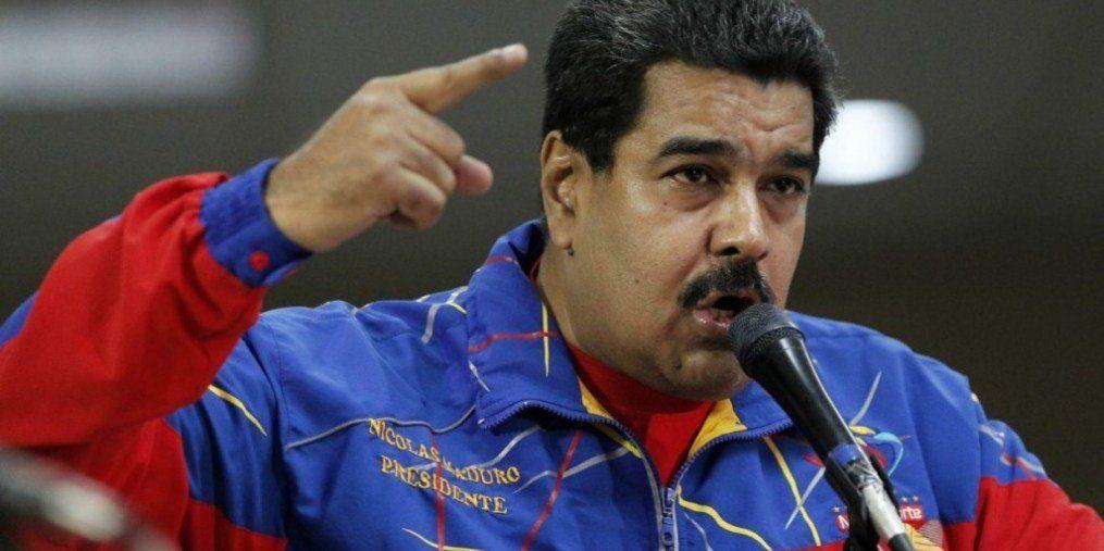 Maduro criticó al gobierno de Perú y no reconoce al presidente