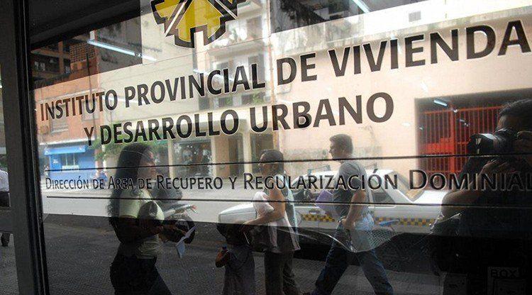 El Instituto Provincial de Vivienda y Desarrollo Urbano alertó sobre falsos gestores