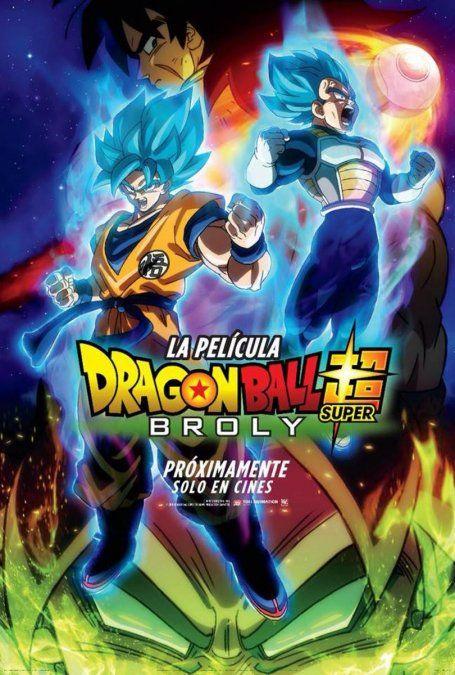 LLega Dragon Ball Super: Broly,  la película japonesa más esperada por grandes y chicos