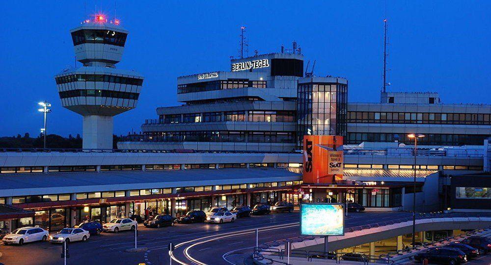 En Alemania, una huelga de aeropuertos afecta a miles de pasajeros