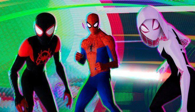 """""""Spider  Man: Un nuevo universo"""" es una excelente opción para ver con los más pequeños"""