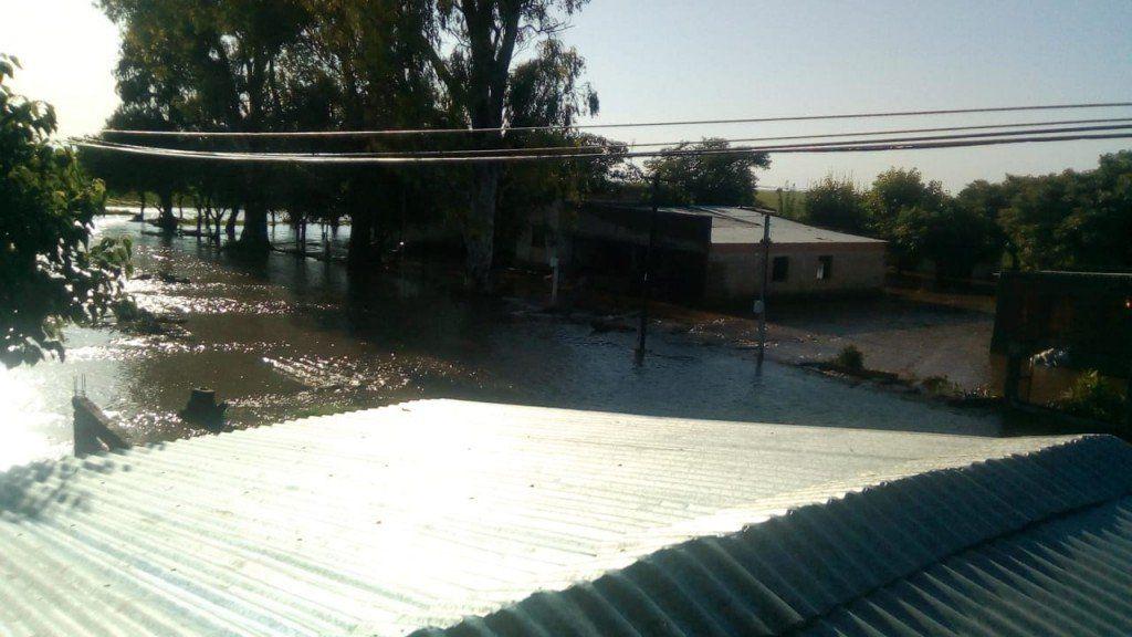 Afirman que unas 400 personas afectadas por las últimas lluvias fueron asistidas por el Estado provincial
