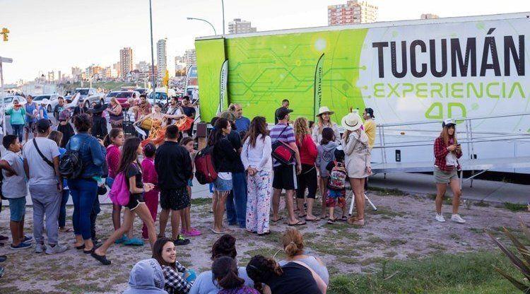 Tucumán sigue promocionándose turísticamente en todo el país