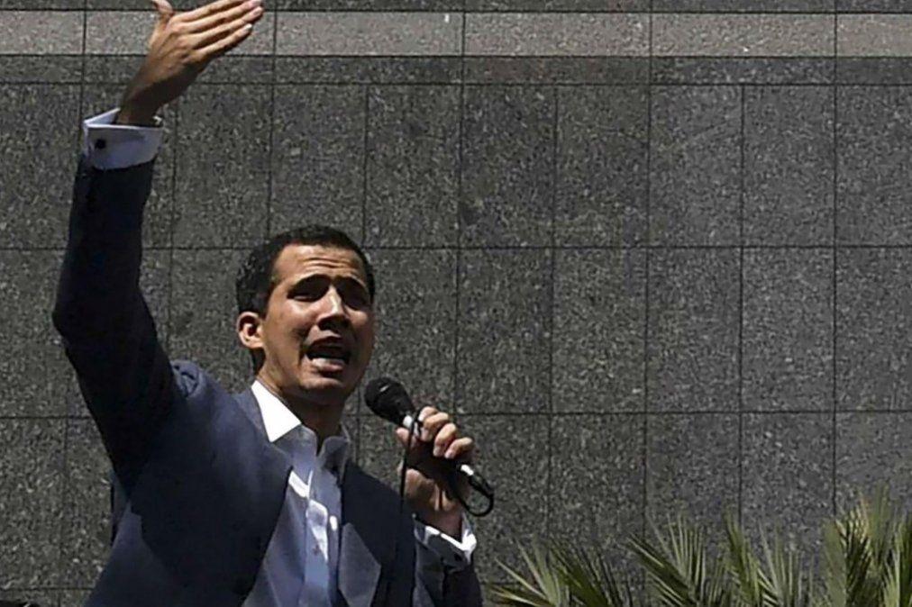 Asumió un presidente paralelo en Venezuela