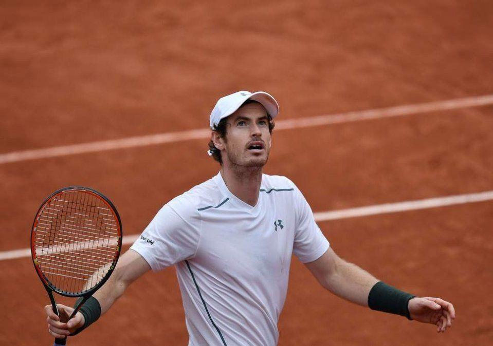 A los 31 años, Andy Murray se retira del tenis