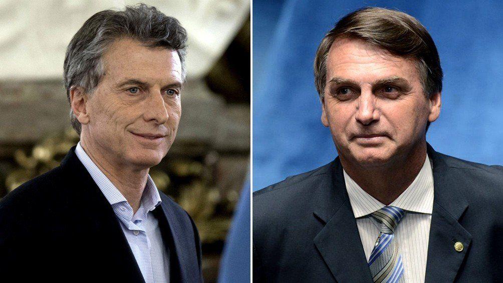 La situación de Venezuela formará parte de la agenda de Macri en Brasilia