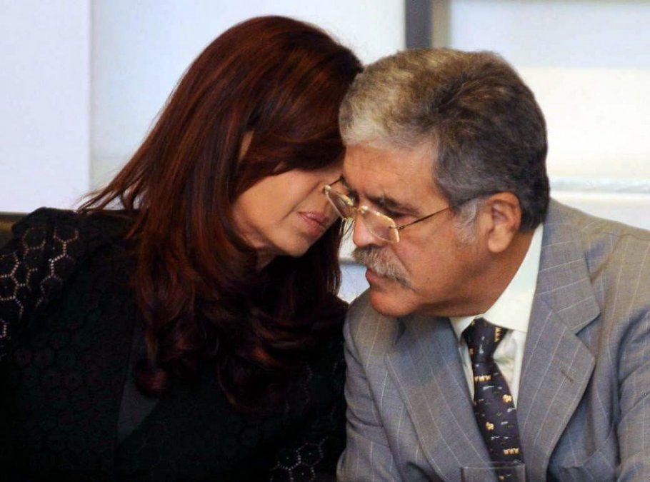 La Cámara de Casación analizará las prisiones preventivas de Cristina y De Vido