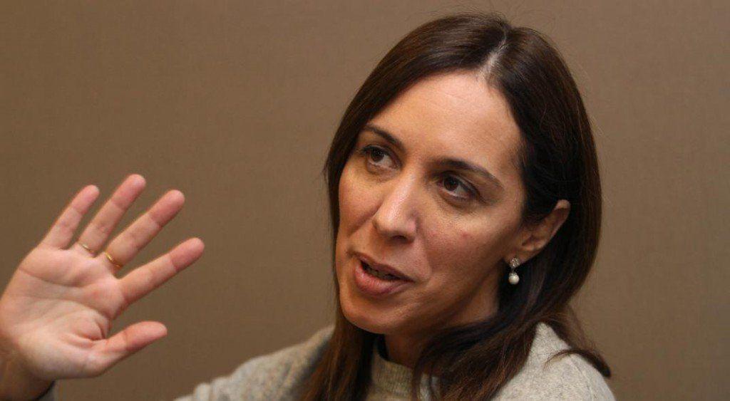 Vidal afirmó que decidirá separar las elecciones bonaerenses de la Nación en febrero
