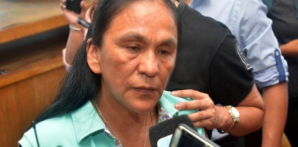 Condenan a Milagro Sala a 13 años de prisión por corrupción en la construcción de viviendas sociales