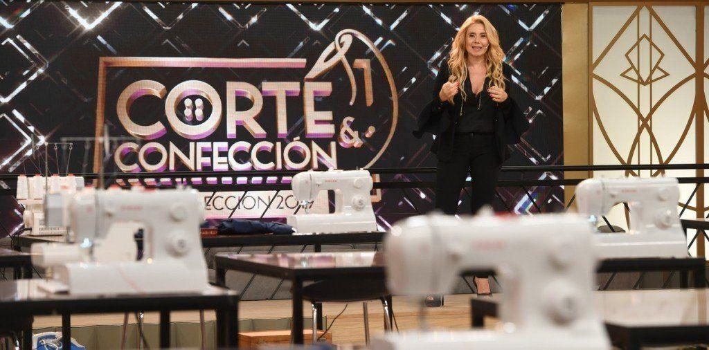 """Polémica en el debut de """"Corte y Confección"""": Compiten recreando  vestimentas de famosos"""