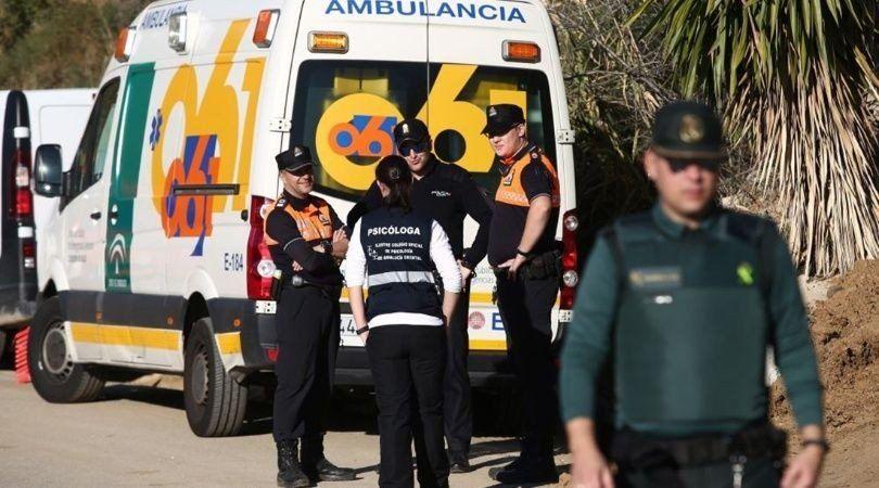 Continúa el operativo para rescatar a niño que cayó a un pozo en España