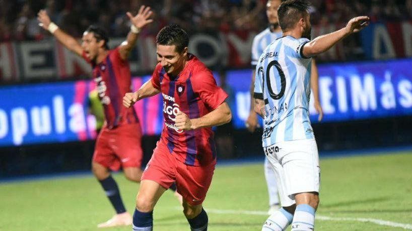 Atlético Tucumán perdió con Cerro Porteño en Asunciòn