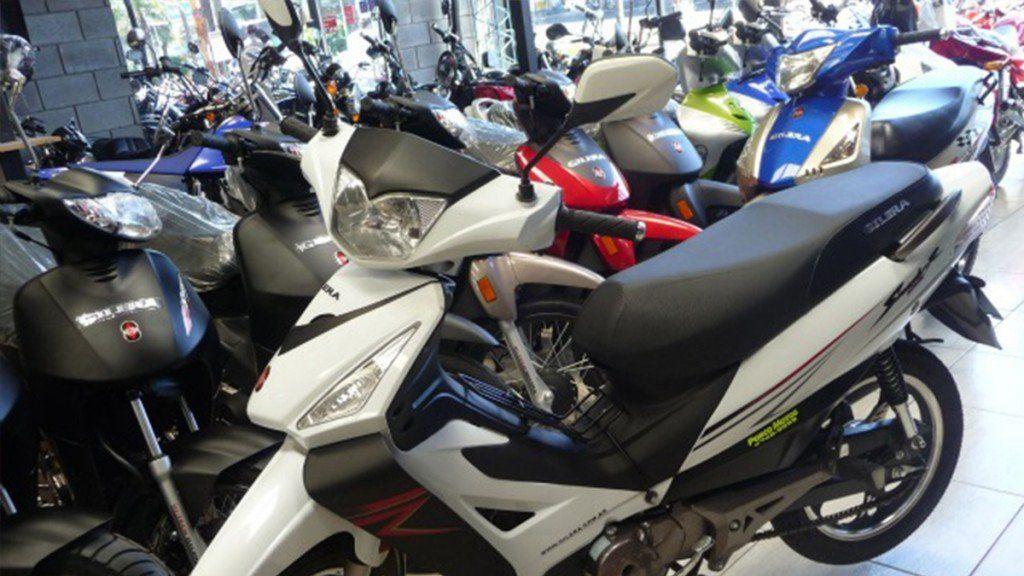 Creció la venta de motos usadas un 7,2% durante el 2018