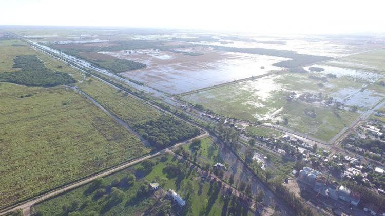 La situación del litoral podría agravarse: se esperan más lluvias y la situación del ganado empeora