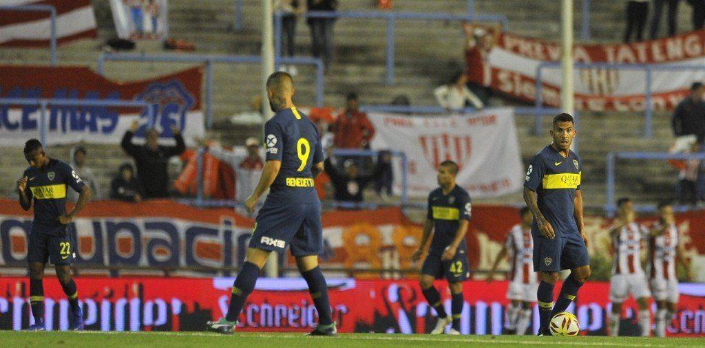 Boca perdió con Unión en el debut de Alfaro como DT