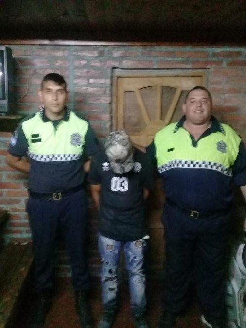 Una discusión terminó con un hombre herido de bala en Las Talitas y un prófugo aprehendido en la Capital