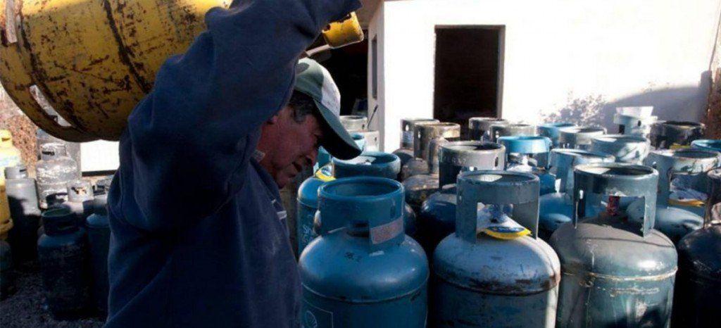 ¿Cuánto cuesta el gas envasado?