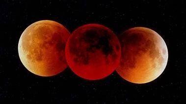 Un eclipse Total de Luna se podrá ver  este fin de semana