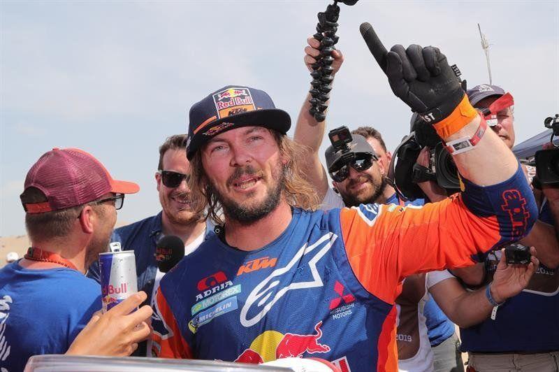 Price en motos y Nikolaev en camiones, fueron campeones