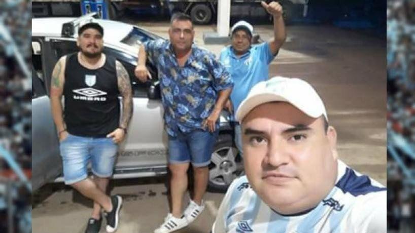 Un hincha decano murió en un accidente de tránsito a la altura de Suncho Corral cuando volvía de Paraguay