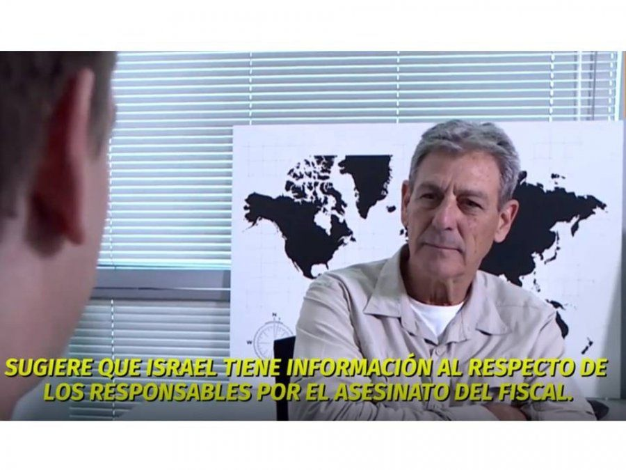 Un ex director del Mossad vinculó la muerte de Nisman con Irán