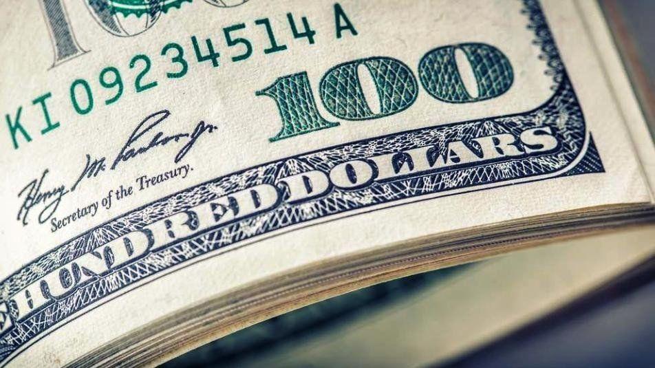 El dólar retrocede 18 centavos y se ubica en $38,56