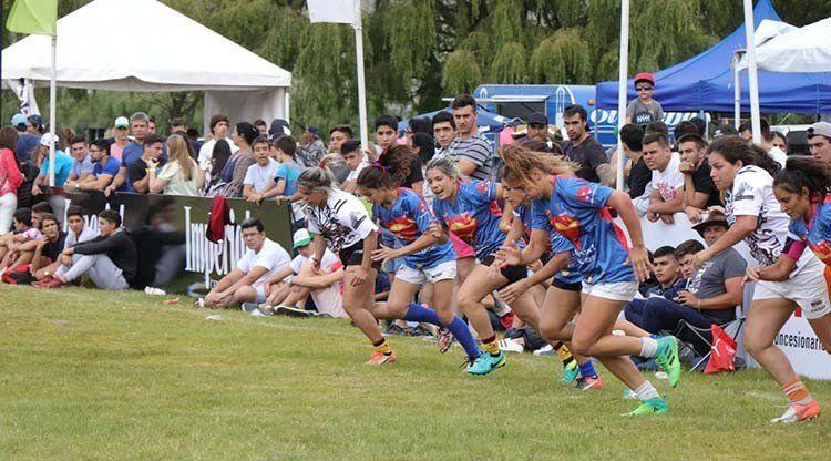 El rugby femenino volverá a destacarse en el Seven de Tafí del Valle