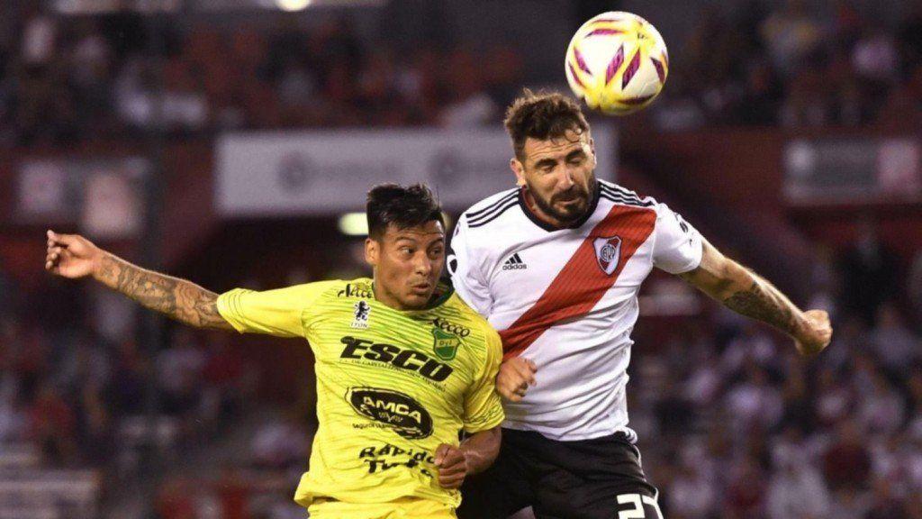 River cayó en el Monumental 1 a 0 con Defensa y Justicia