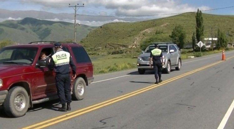 Controles en los Valles Calchaquíes: Secuestran 21 vehículos