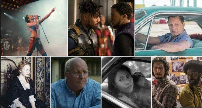 Oscar 2019: Difunden la lista de los nominados
