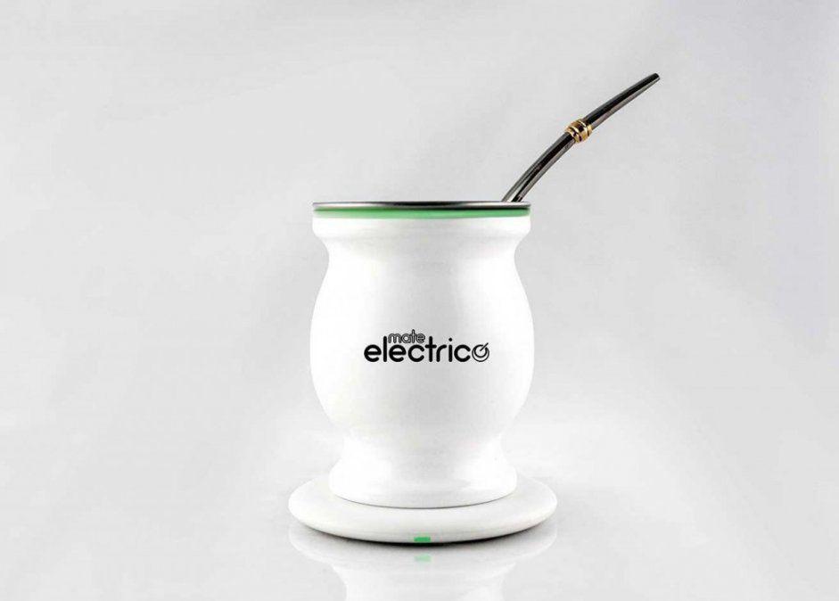 Invento revolucionario: Argentinos crearon un mate eléctrico