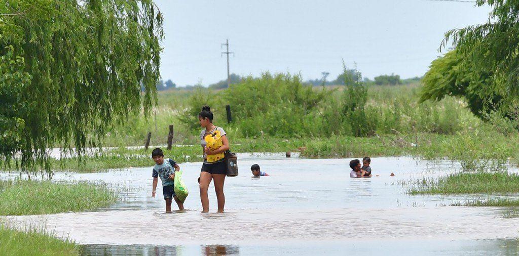 Declaran la emergencia hídrica en las zonas del NOA y el Litoral