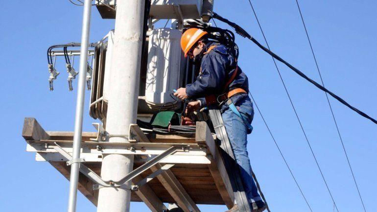 Hoy tendremos más cortes en el suministro de energía por tareas programadas