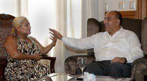 La Bomba Tucumana se sumó a las filas de Manzur: «quiero trabajar por la provincia»