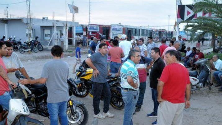 Ersa y UTA sin acuerdo: sigue el paro de transportes en Santiago