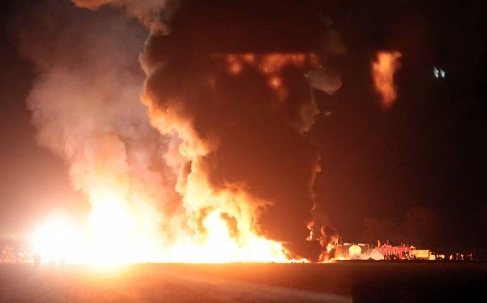 La cifra de muertos por explosión en un oleoducto de México asciende a 107