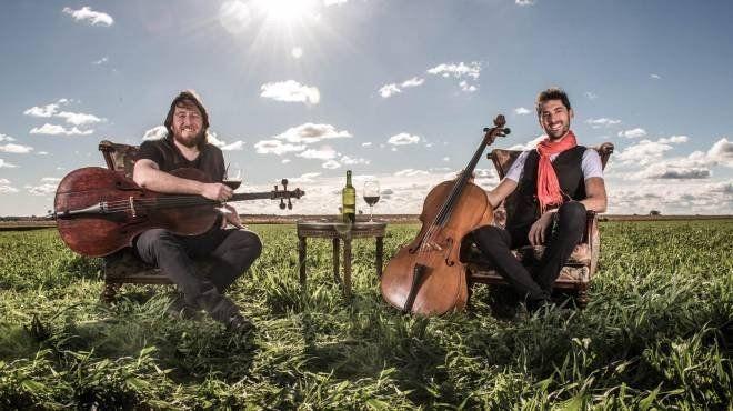 Duo Chechelos vuelve estrenando sus próximos discos