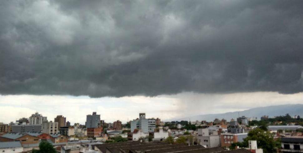Tucumán se encuentra bajo alerta meteorológica