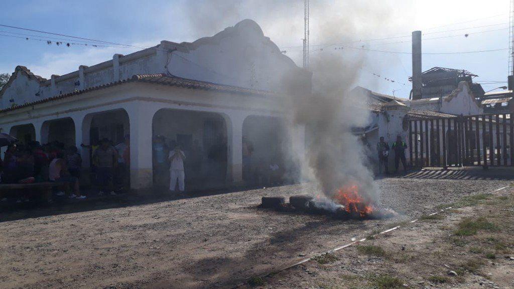 Protestas en el Ingenio San Juan por despidos masivos