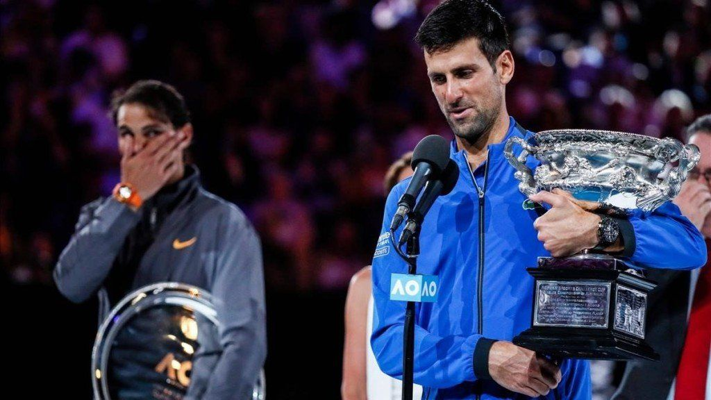 Novak Djokovic se consagró campeón del Abierto de Australia