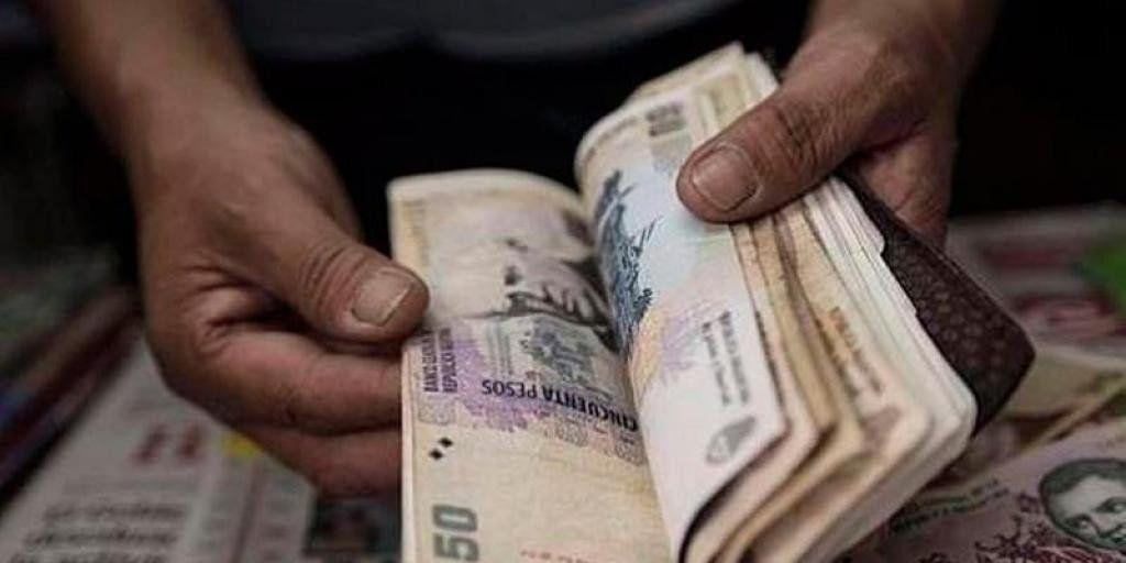 Comenzó el depósito del 20% del salario de enero para la administración pública