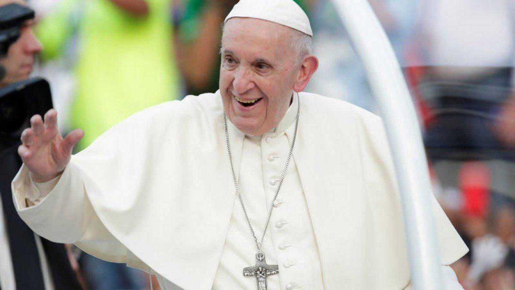 El papa Francisco teme por un 'derramamiento de sangre en Venezuela'