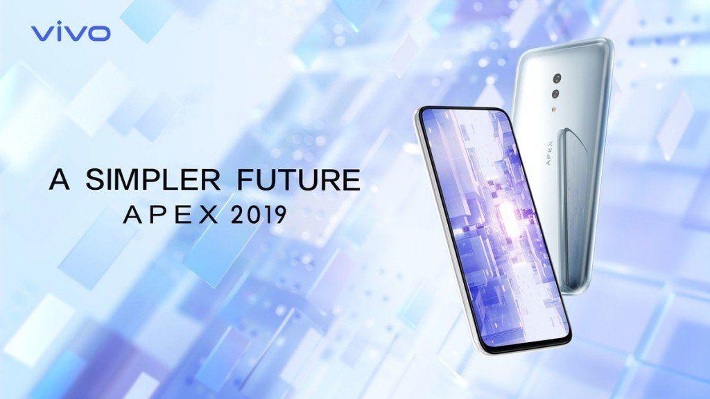 Apex 2019: El teléfono sin botones que promete revolucionar el mercado