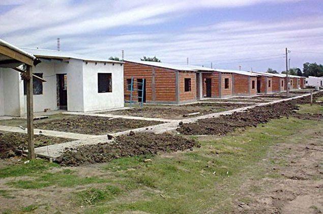 El Gobierno provincial impulsa la construcción de 400 viviendas